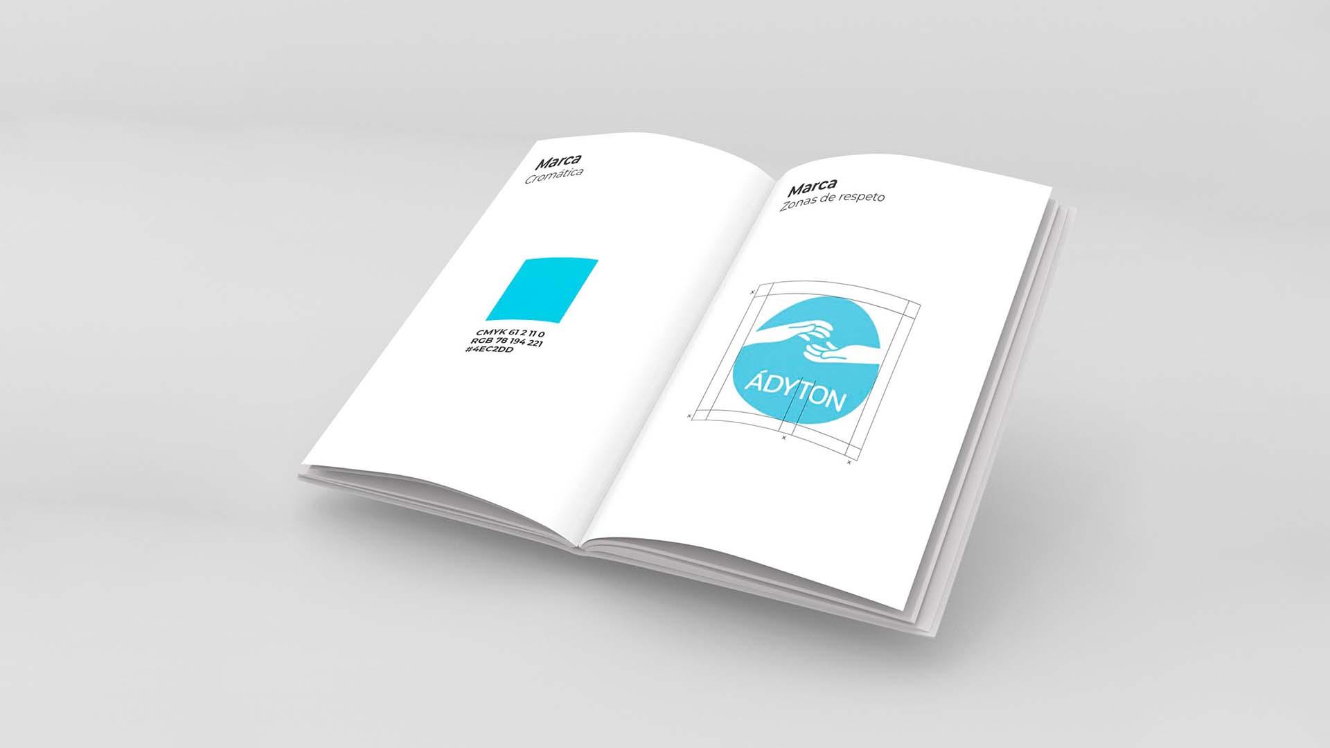 logotipo y web low cost para centro de adicciones | Olago