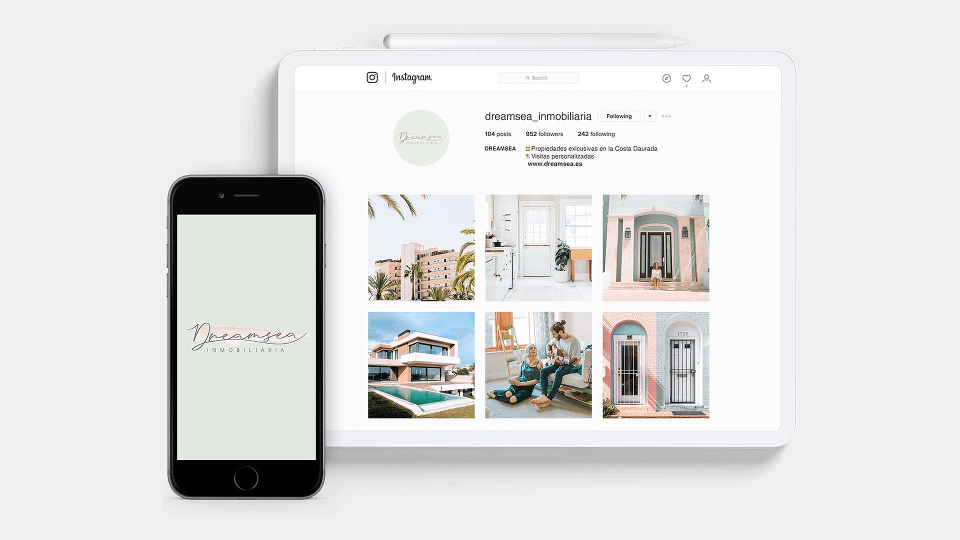 diseño immobiliaria | Olago